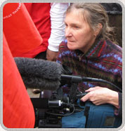 Director Nancy Ghertner